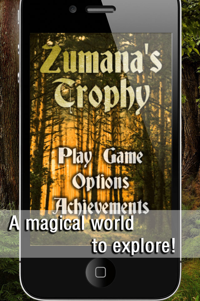 Screenshot Zumana's Trophy